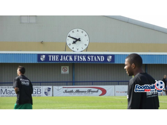 A photo of The Maurice Rebak Stadium uploaded by davielaird