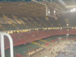 An image of The Millennium Stadium (Principality Stadium) uploaded by facebook-user-97239