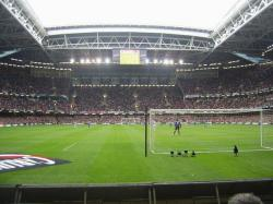 An image of The Millennium Stadium (Principality Stadium) uploaded by facebook-user-55935