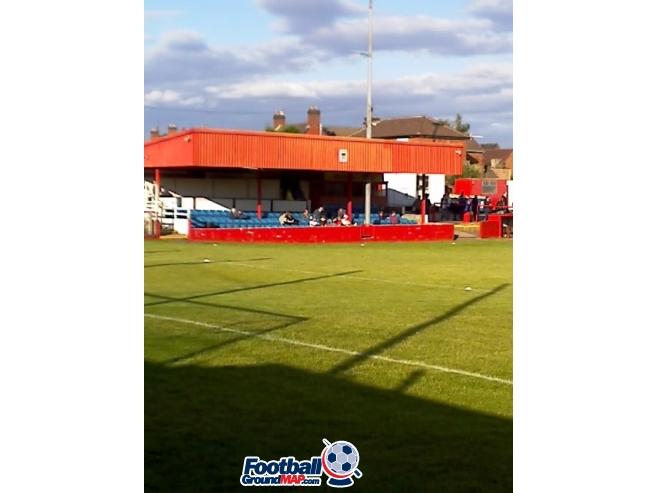 A photo of The Moat Ground uploaded by scot-TFC