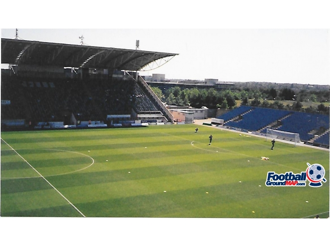 A photo of The National Hockey Stadium uploaded by rampage