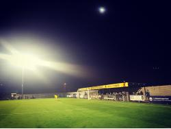 An image of The Optima Stadium uploaded by grifftinfoilhat