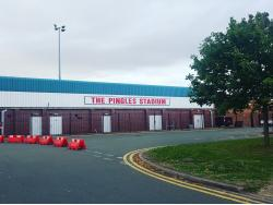 The Pingles Stadium