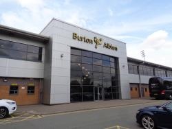 An image of The Pirelli Stadium uploaded by petrovic80