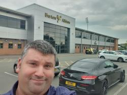 An image of The Pirelli Stadium uploaded by lfc8283