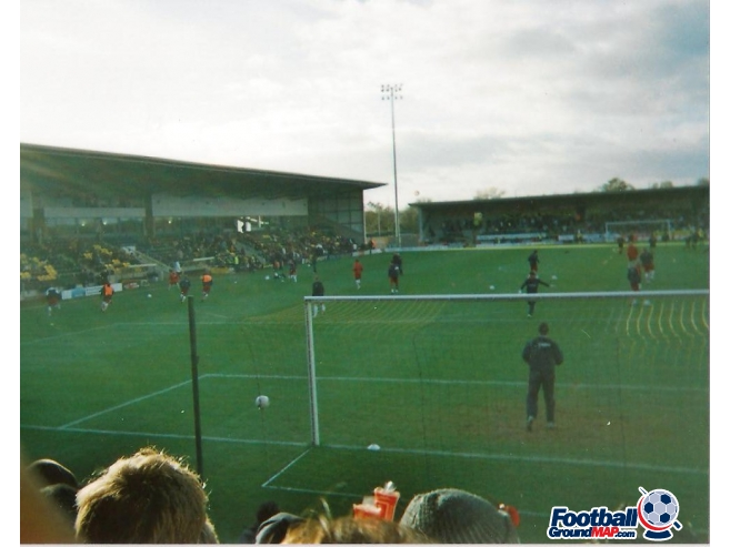 A photo of The Pirelli Stadium uploaded by scot-TFC