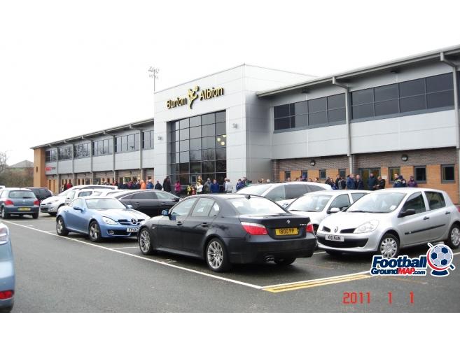 A photo of The Pirelli Stadium uploaded by saintshrew
