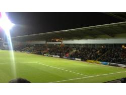 An image of The Pirelli Stadium uploaded by biscuitman88