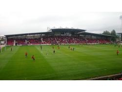 An image of The Racecourse Ground uploaded by biscuitman88