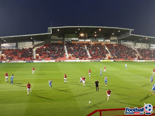 A photo of The Racecourse Ground uploaded by dids65