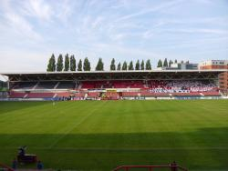 An image of The Racecourse Ground uploaded by smithybridge-blue