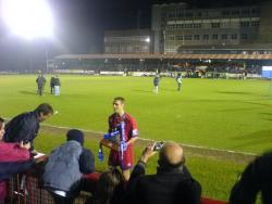 An image of EBB Stadium uploaded by facebook-user-75534