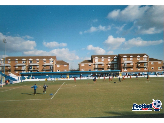 A photo of The Recreation Ground uploaded by scot-TFC