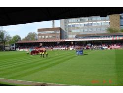 An image of EBB Stadium uploaded by saintshrew