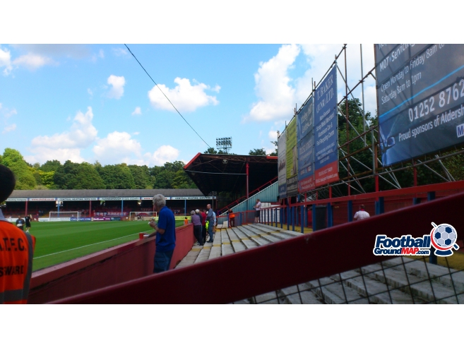 A photo of EBB Stadium uploaded by biscuitman88