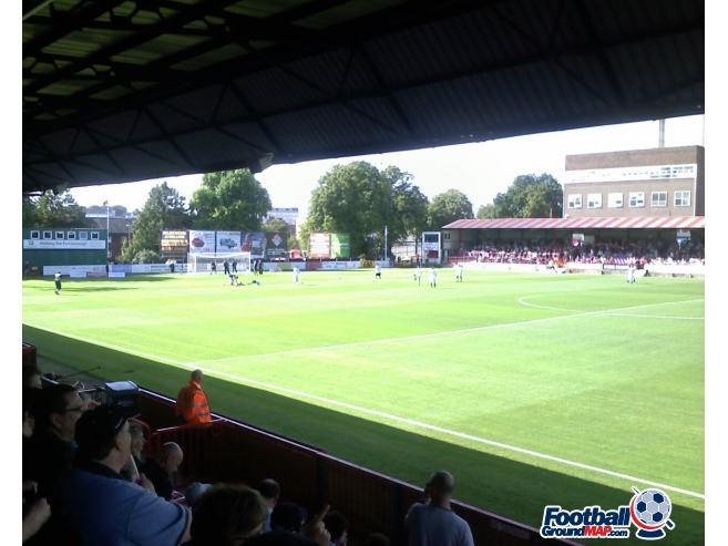 A photo of EBB Stadium uploaded by a2robinson