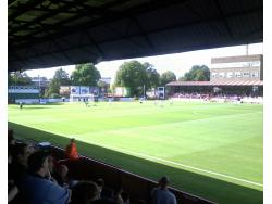 An image of EBB Stadium uploaded by a2robinson