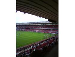 An image of The Riverside Stadium uploaded by borofan93
