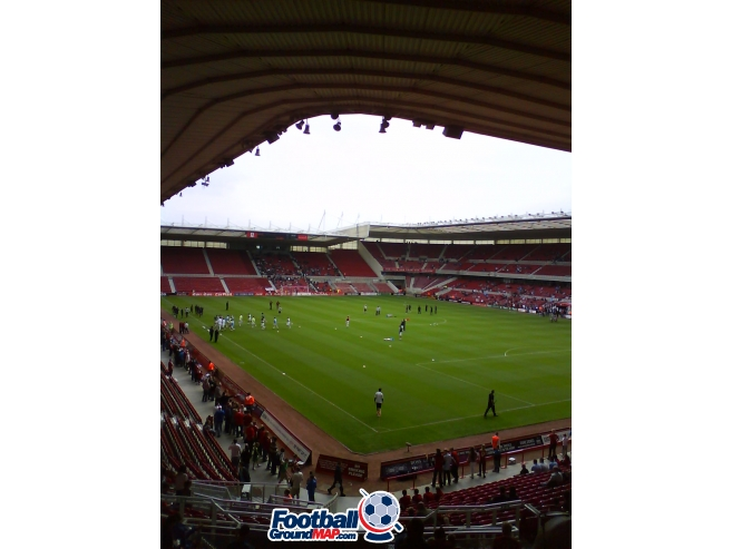 A photo of The Riverside Stadium uploaded by borofan93