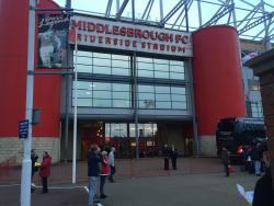 An image of The Riverside Stadium uploaded by 36niltv