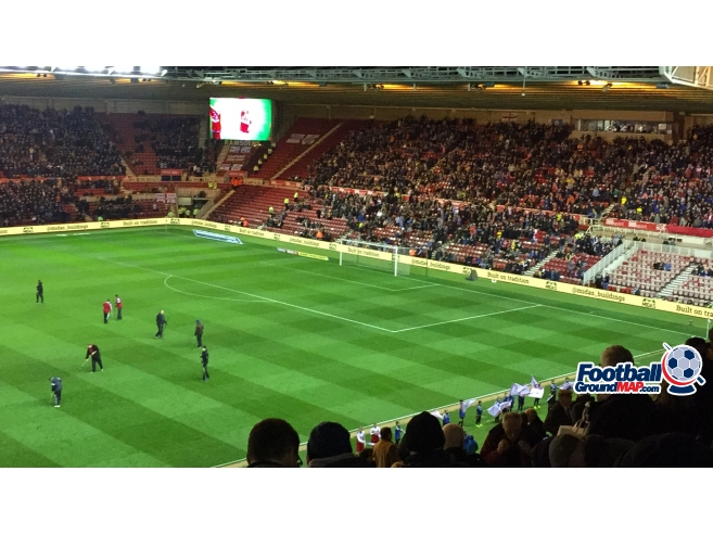 A photo of The Riverside Stadium uploaded by 36niltv
