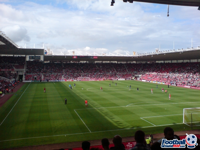 A photo of The Riverside Stadium uploaded by facebook-user-90651
