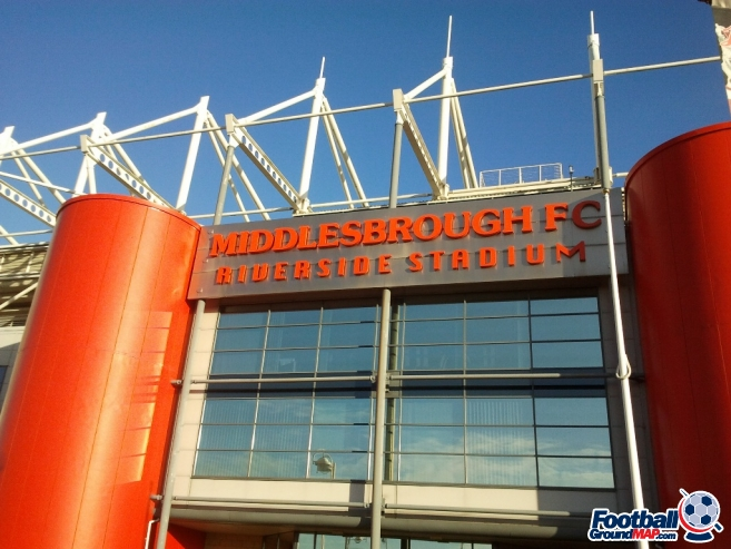 A photo of The Riverside Stadium uploaded by chunk9