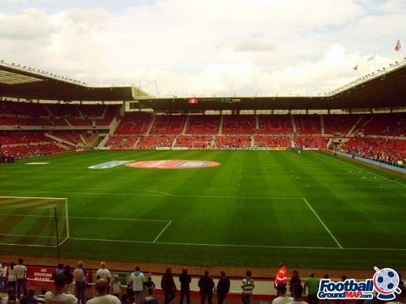 A photo of The Riverside Stadium uploaded by facebook-user-88688
