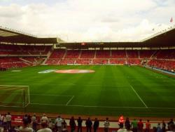 An image of The Riverside Stadium uploaded by facebook-user-88688