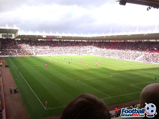 A photo of The Riverside Stadium uploaded by facebook-user-54167