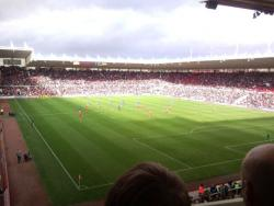 An image of The Riverside Stadium uploaded by facebook-user-54167