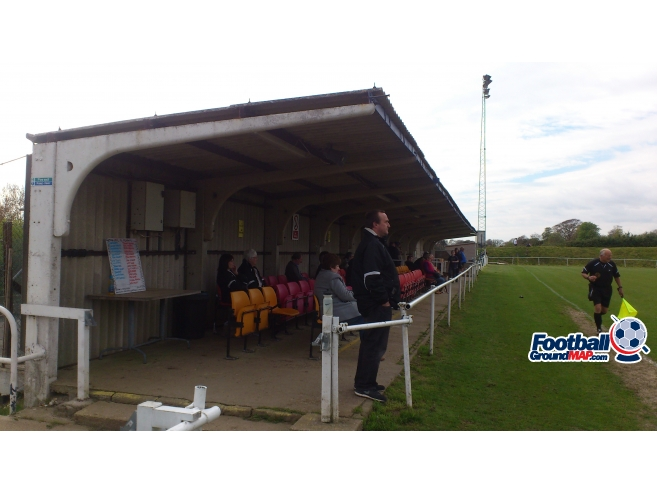 A photo of The Robert Albon Memorial Ground uploaded by biscuitman88