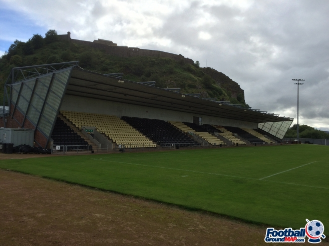 A photo of The Rock (Cheaper Insurance Direct Ground) uploaded by denboy62