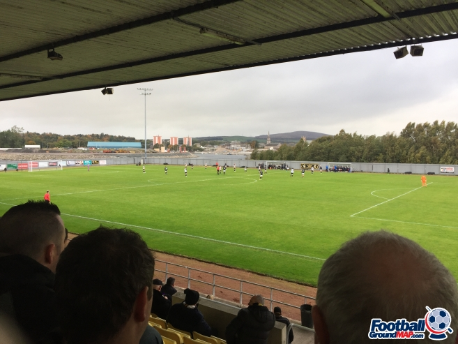 A photo of The Rock (Cheaper Insurance Direct Ground) uploaded by garycraggs