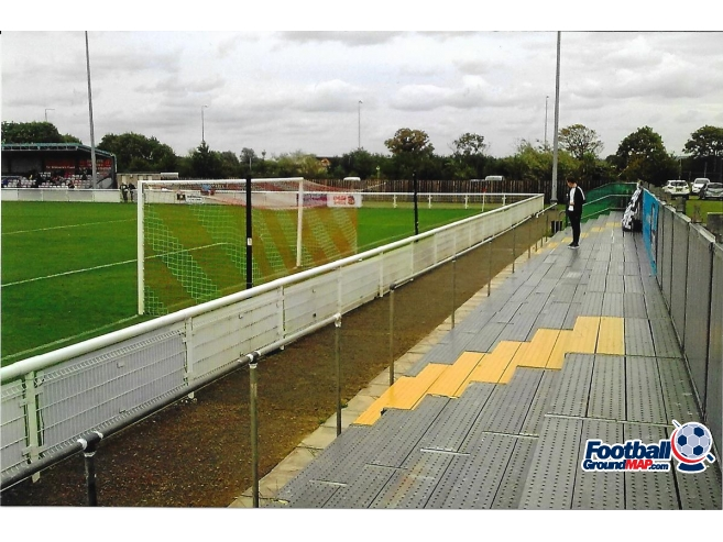 A photo of The Spiers & Hartwell Jubilee Stadium uploaded by rampage