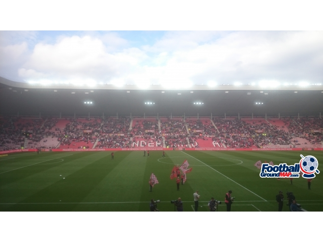 A photo of The Stadium of Light uploaded by biscuitman88