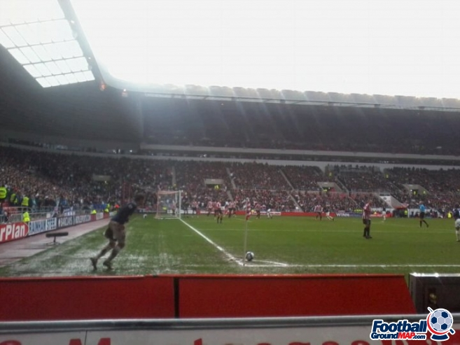 A photo of The Stadium of Light uploaded by peem86