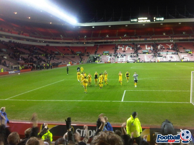 A photo of The Stadium of Light uploaded by facebook-user-49438