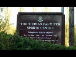 The Thomas Parmiter Sports Centre