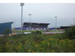 The Tulloch Caledonian Stadium