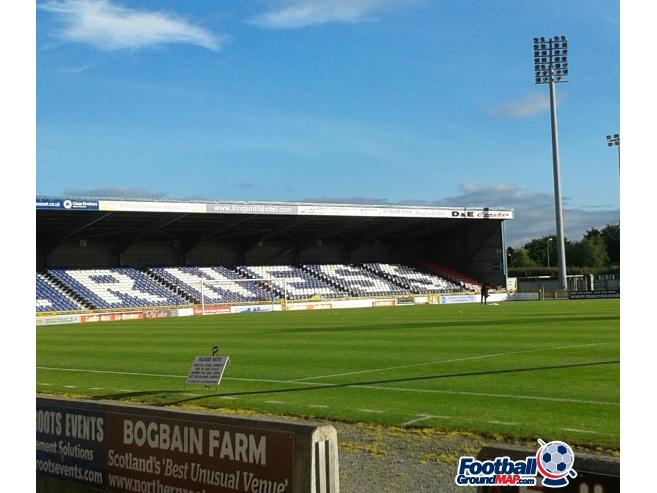 A photo of The Tulloch Caledonian Stadium uploaded by neal