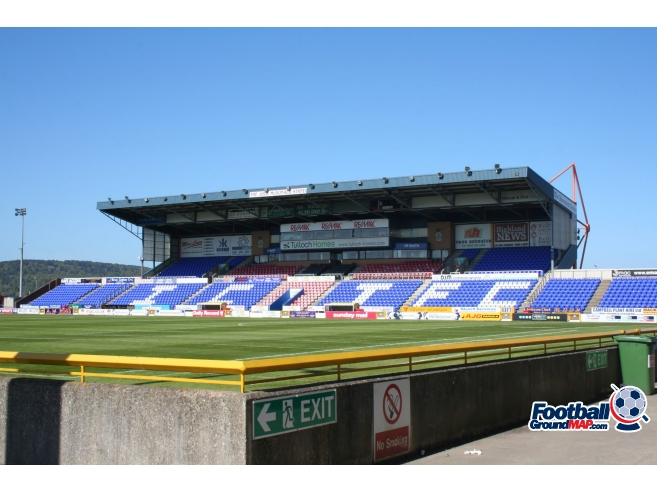 A photo of The Tulloch Caledonian Stadium uploaded by johnwickenden