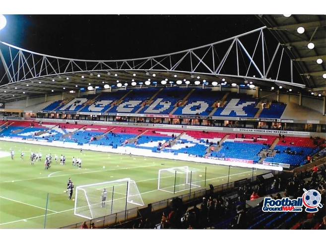 A photo of The University of Bolton Stadium uploaded by rampage