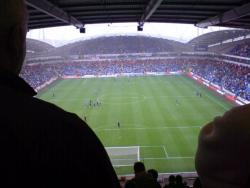 An image of The University of Bolton Stadium uploaded by roverchris