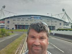 An image of The University of Bolton Stadium uploaded by lfc8283