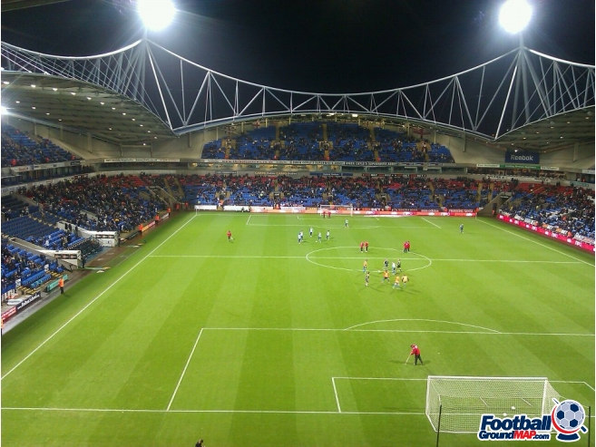 A photo of The University of Bolton Stadium uploaded by LewisM