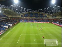 An image of The University of Bolton Stadium uploaded by LewisM