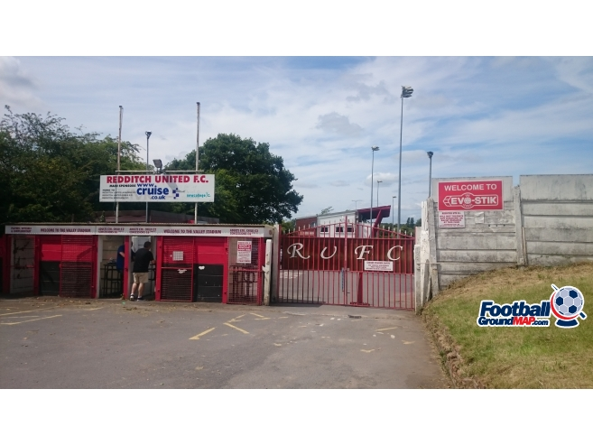 A photo of The Valley Stadium uploaded by biscuitman88