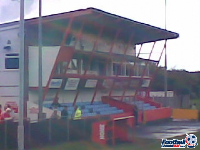 A photo of The Valley Stadium uploaded by scot-TFC