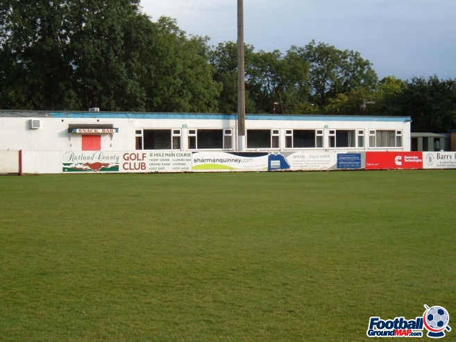 A photo of The Vic Couzens Stadium uploaded by stampy